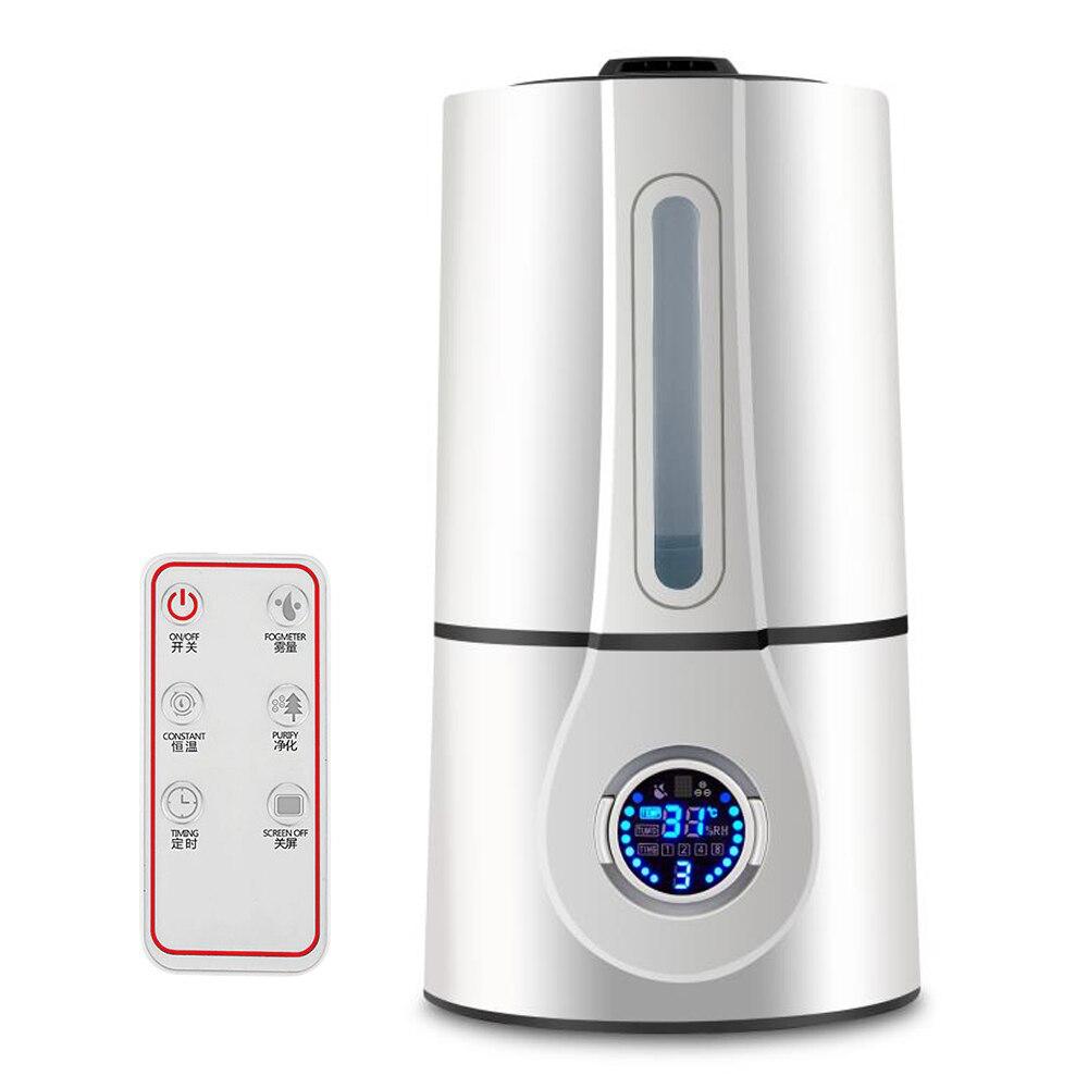 Aroma Diffuser Vernebler Mute Startseite Luftbefeuchter Ultraschall-luftbefeuchter Mini Ultraschall-sterilisation Sauerstoff-bar Aromatherapie