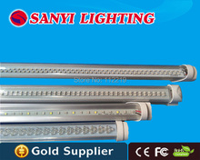 Greenhouse 10w 60cm t8 led tube SMD3528 red blue led plant grow light with CE RCC RoHS certification