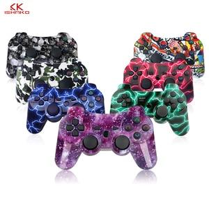 Image 2 - K ISHAKO Controller Bluetooth Per SONY PS3 Gamepad Per Play Station 3 Joystick Senza Fili Per Sony Playstation 3 Console