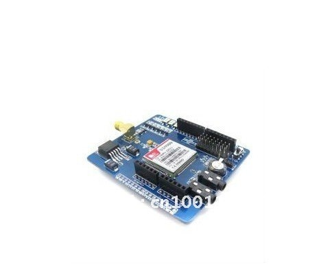 US $30 0 |GPRS/GSM SIM900 Shield development board ,Smart home-in  Replacement Parts & Accessories from Consumer Electronics on Aliexpress com  |