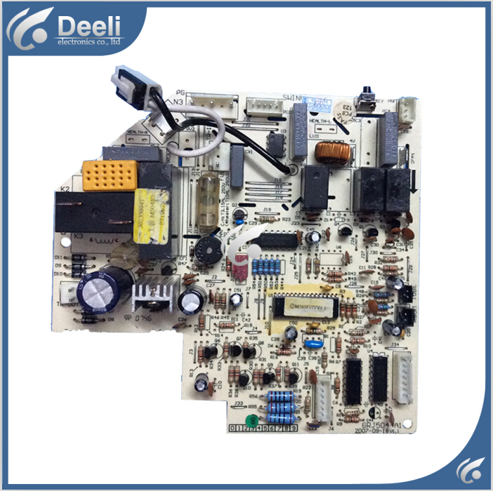 100% new for Air conditioning computer board circuit board M504F3 GRJ504-A1 301350841 good working100% new for Air conditioning computer board circuit board M504F3 GRJ504-A1 301350841 good working
