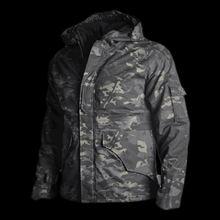 Мужская военная куртка пальто тактическая зимняя камуфляжная