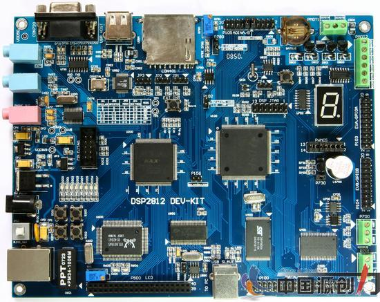 DSP2812-Pro Development Board TMS320F2812 Development Board