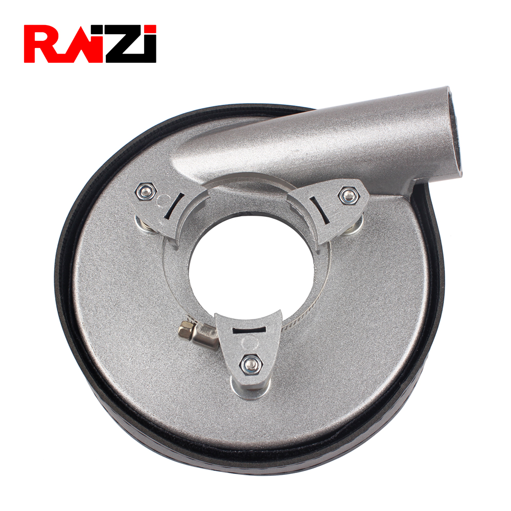 Concrete Grinding Diamond Cup Wheels Metal 5-Inch Dust Shroud for Grinders
