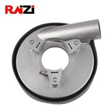 Raizi 5 inch/125 mm Aluminum Dust Shroud For Concrete Angle Grinder
