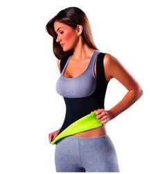 Women fat burning fitness body girly stretch yuga exercise vest hot slimming shaper top.jpg 250x250