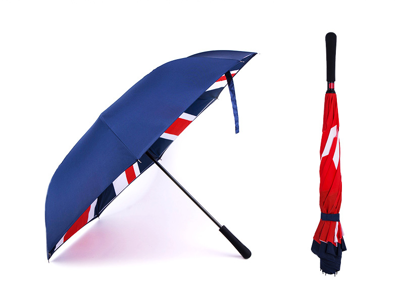Auto Creative Rain Umbrella For Mini Cooper S Countryman Clubman R60 F56 F60 Car-styling Automative Umbrella Union Jack защита картера rival 333 8205 1 mini clubman 2015 v 1 5 mini clubman s 2015 v 2 0 mini cooper 2014 v 1 5 mini cooper s
