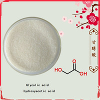 500g/bag pure Glycolic acid Fruit acid 98% anti freckle treatment removal age spot skin lightening fade freckle removing pigment