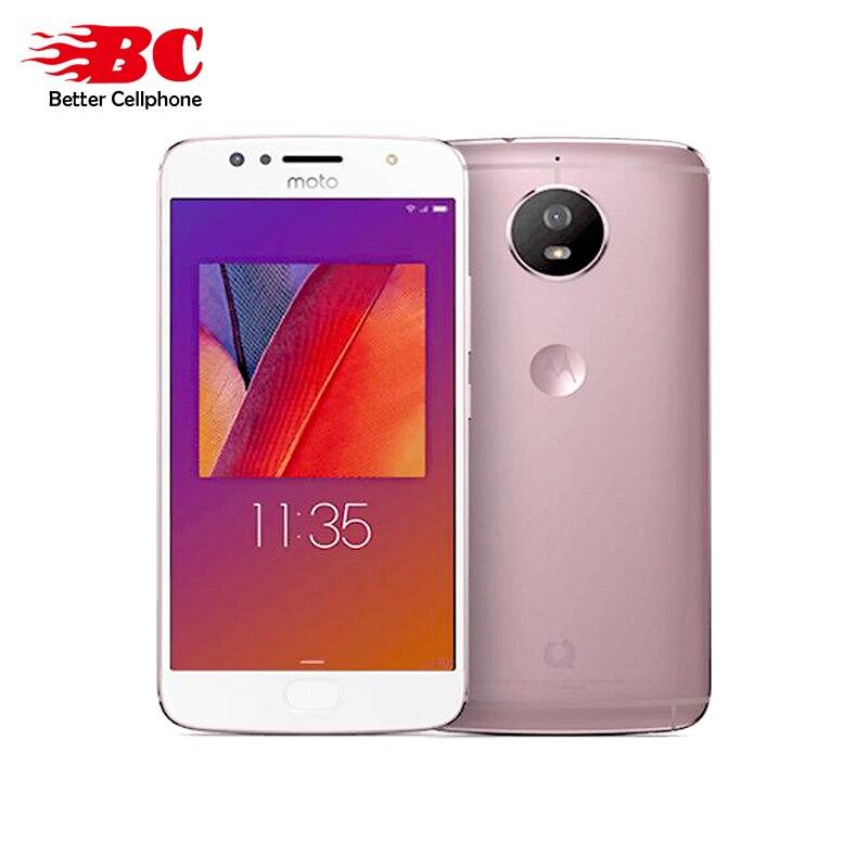 2018 Nouveau Motorola Vert Pomelo XT1799 G5S Snapdragon 8937 Octa core 1.4 ghz Android7.0 D'empreintes Digitales 5.2 IPS 4 gb + 32 gb Mobile Téléphone