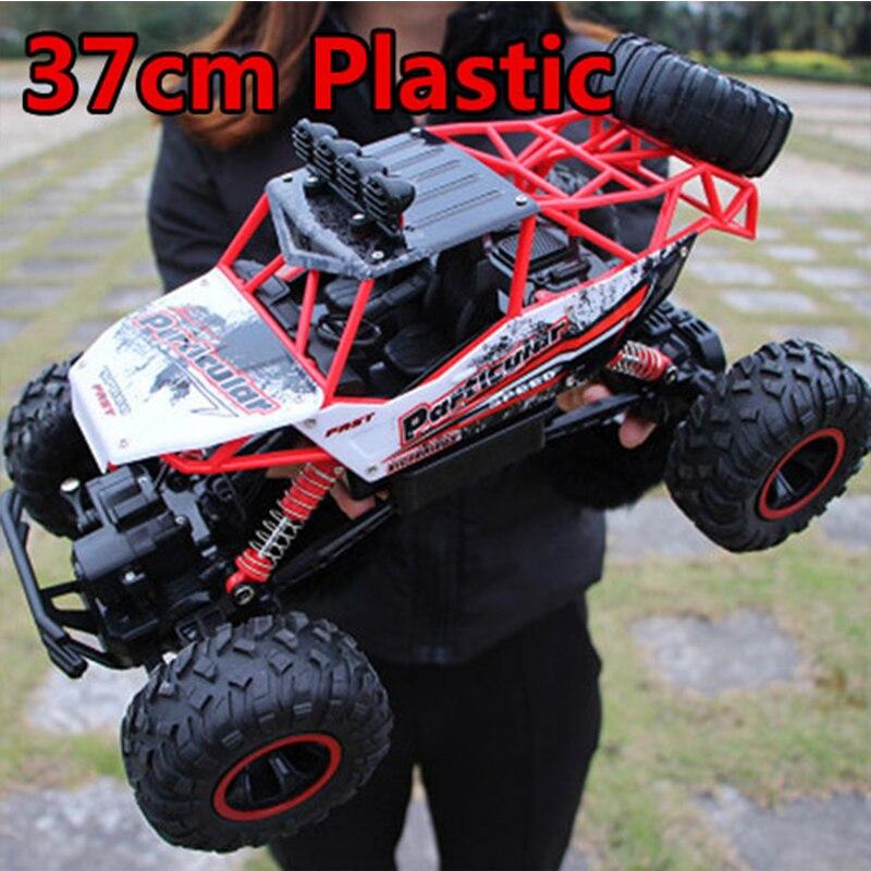 RC автомобилей 1/12 4WD удаленного Управление высокое Скорость автомобиля 2,4 ГГц Электрические RC игрушки Monster Truck багги для бездорожья игрушки д...