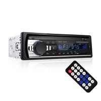 Car Styling JSD520 1 Din Car Radio Stereo MP3 Player MP5 Multimedia Autoradio Car Audio With