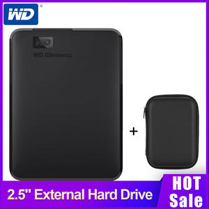 "Western Digital WD Elements 2.5 ""500 GB 2 TB External Hard Drive for Computer Laptop"