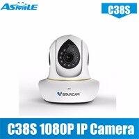 Ip Camera Wi Fi Vstarcam C7838WIP HD IP Camera Wireless 1080P Infrared Audio With Igh Interoperability