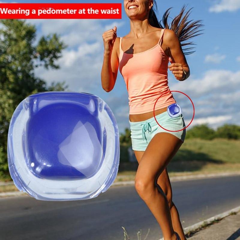 Schrittzähler Zielsetzung Abs Multifunktions Schrittzähler Walking Schritt Zähler Kalorien Berechnung Zählen Gesundheit Überwachung Single-funktion Schrittzähler