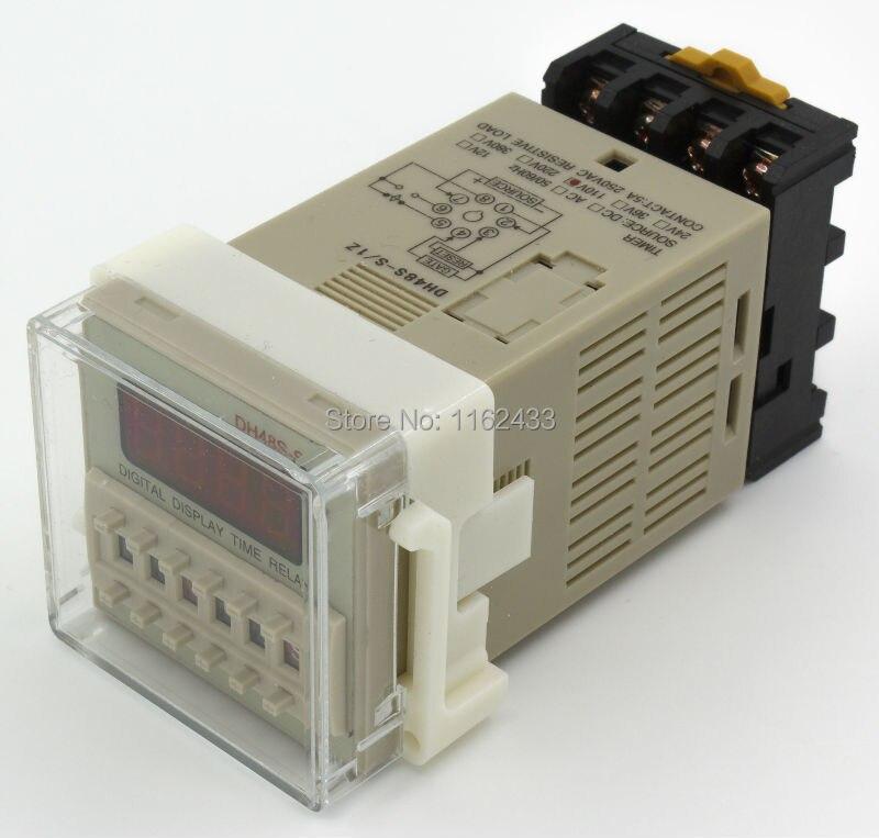 Electronic Auto Voltage Defrost W//Type 3R Outdoor Rainproof Plastic Enclosure Intermatic Dtav40E2 Timer