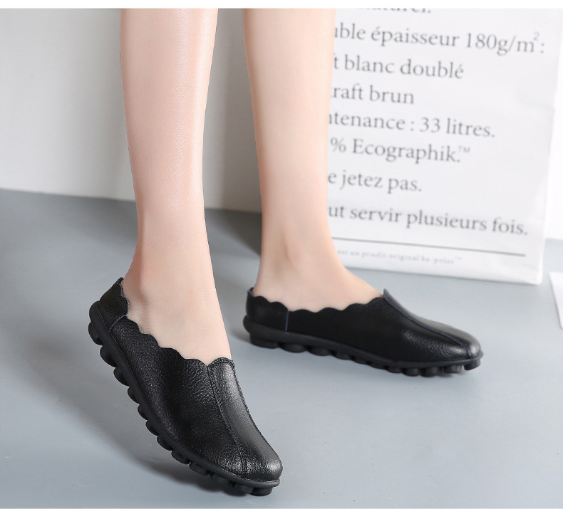 LL 982 Spring Autumn Women Loafers-18