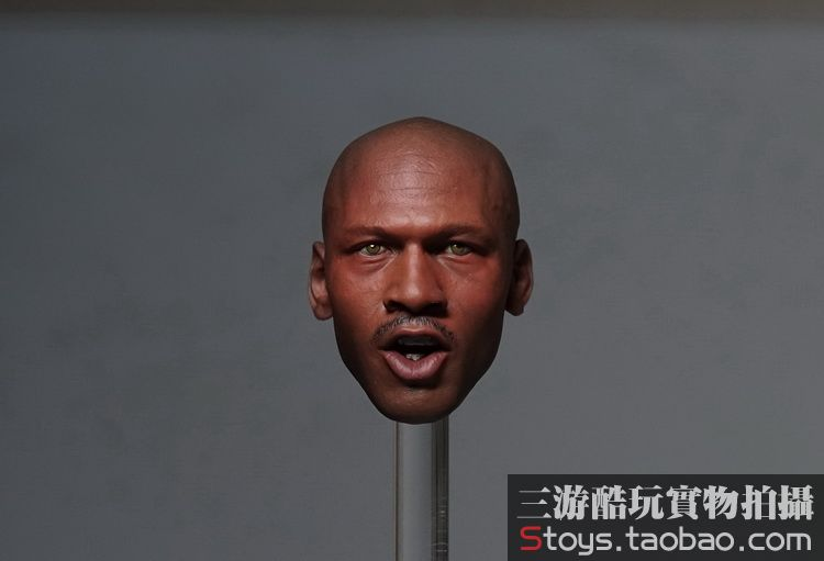 1/6 scale figure doll head shape for 12Action figure doll accessories basketball star Michael head.not include body and clothes 1 6 scale figure doll head guardians of the galaxy star lord peter quill chris pratt head doll accessories for diy figure doll