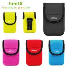 Camera Case Bag for Panasonic Lumix ZS200 TZ200 TZ100 ZS110 ZS100 ZS70 ZS60 ZS50 TZ96 TZ95 ZS80 TZ91 TZ90 TZ81 TZ80 Canon G5X II
