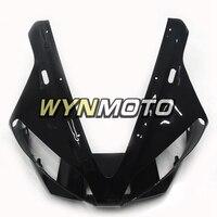 Роспись передний обтекатель для Yamaha R1 YZF1000 2000 2001 ABS мотоцикл кузов часть фар Frame черный глянец