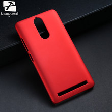 Taoyunxi Ultra Dunne Rubberen Plastic Mobiele Telefoon Case Voor Lenovo A5000 K3 K3 Note K910 P70 Cover Terug Skin Shield(China)