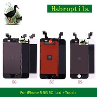 10Pcs Lot High Quality AAA 4 0 For IPhone 5 5G 5C 5S Full Lcd Display