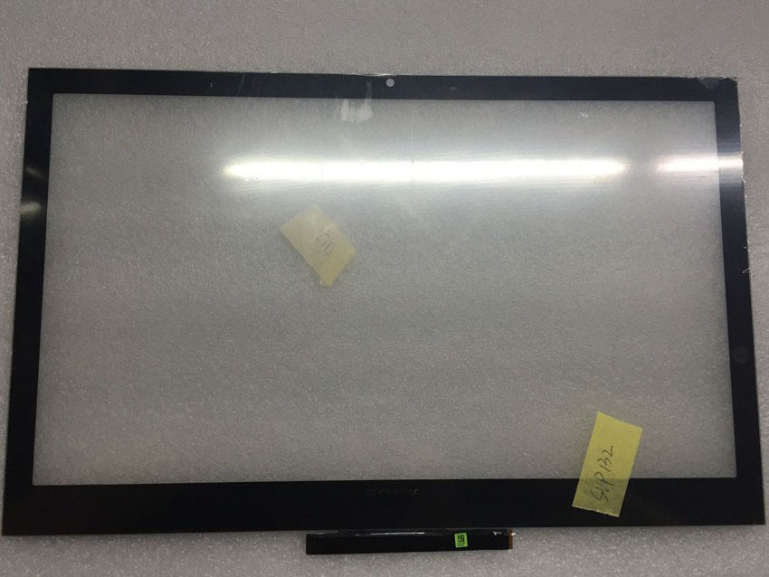 ФОТО Laptop touch for sony svp132 touch screen digitizer replacement repair panel fix part