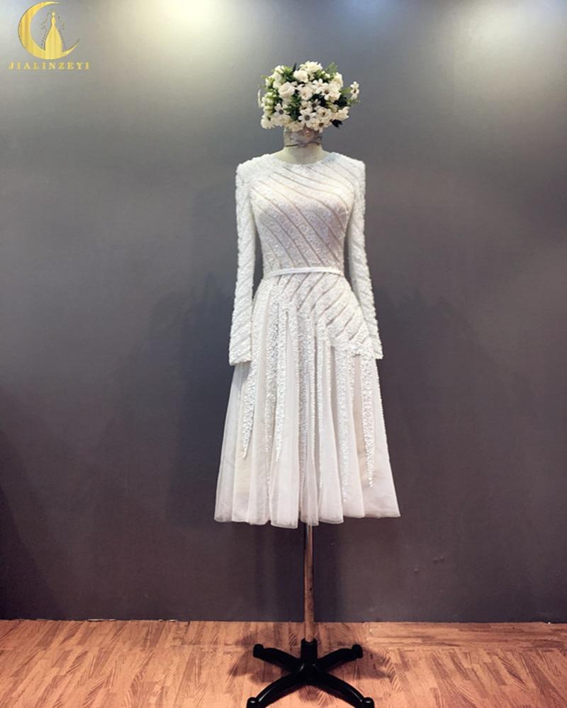 Ρήνου πραγματικό δείγμα μακρύ μανίκι - Ειδικές φορέματα περίπτωσης - Φωτογραφία 1