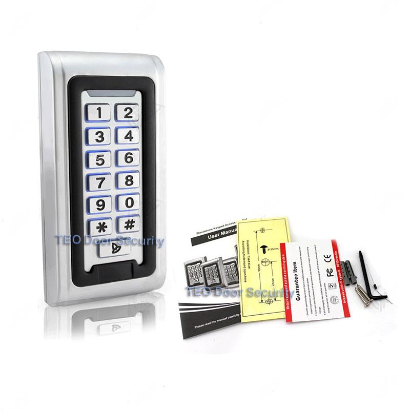 IP68 Impermeable Teclado LED para exteriores Control de acceso - Seguridad y protección - foto 3