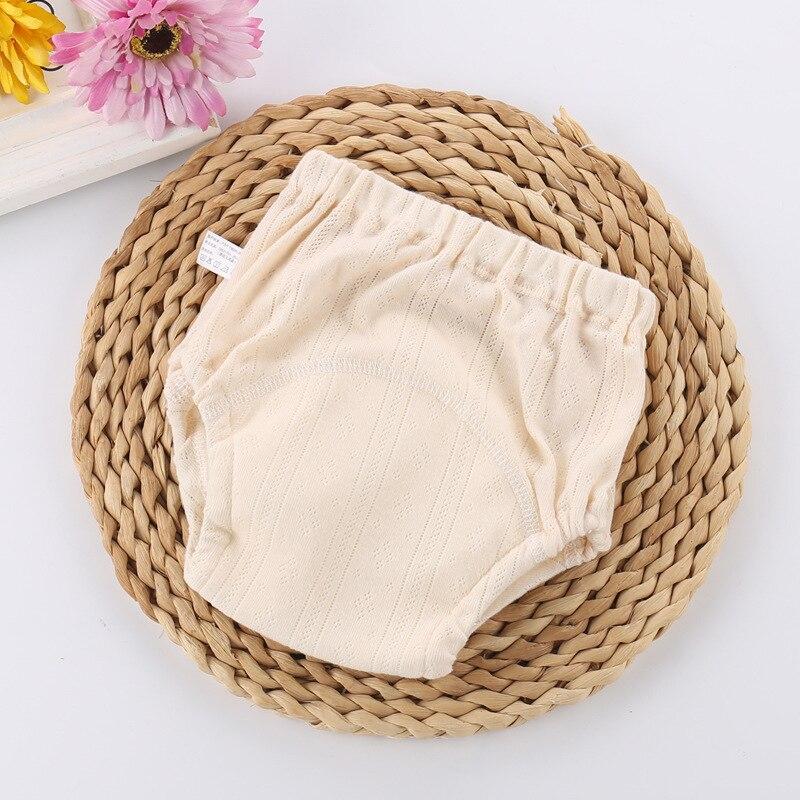 Летние многоразовые подгузники, тканевые моющиеся подгузники для детей, хлопковые тренировочные штаны для детей, 2019