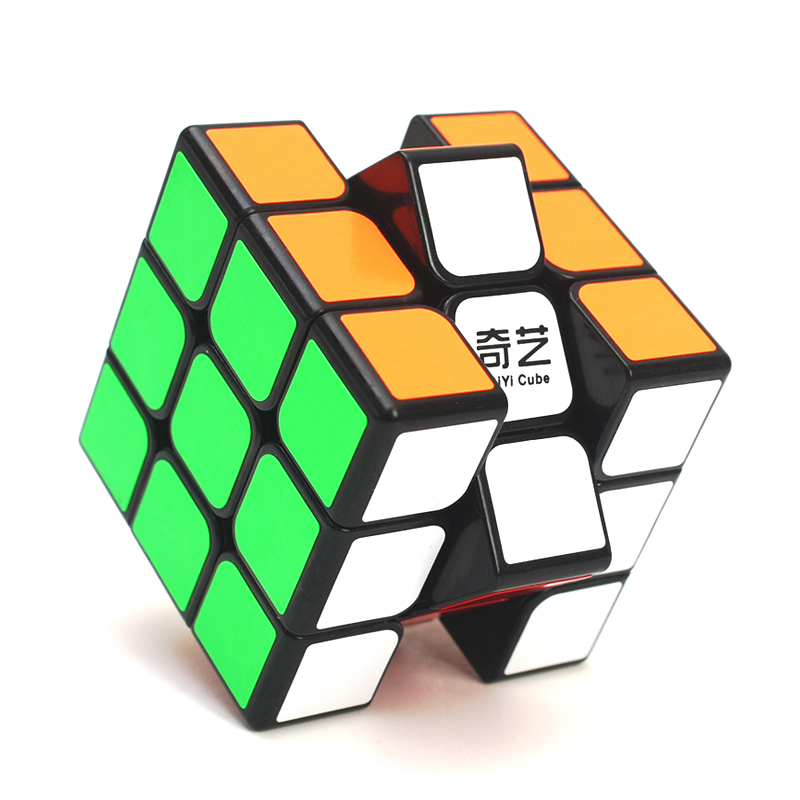 QiYi Professional 6.8CM Cube 3x3x3 Speed For Puzzle Cube Antistress Neo Cubo Magico Sticker For Children Early Education Toy