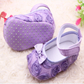 New Grils Boys Shoe Cotton Casual Fashion Princess Shoes Comfortable Shoe Breathable Slip Newborn First Walker Flats Kid Toddle