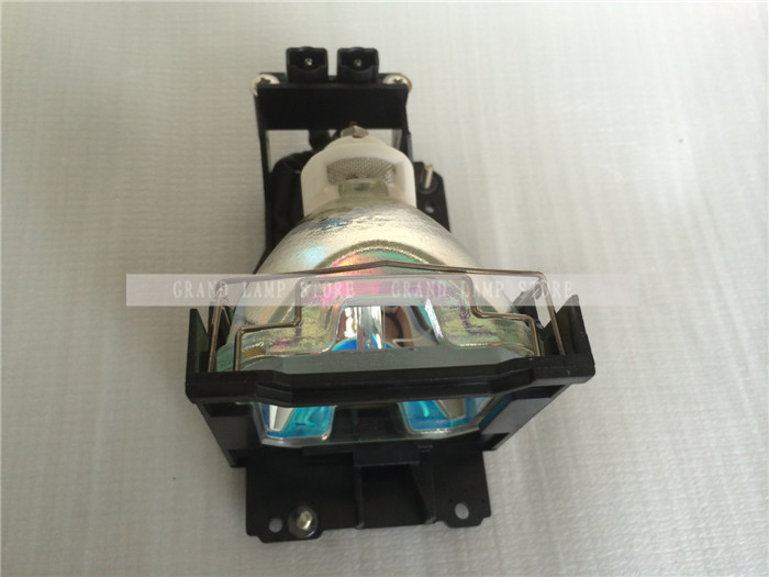 ET-LA735 Replacement Projector Lamp with Housing for PANASONIC PT-L735U / PT-L735NTU / PT-L735 / PT-L735NT / PT-L735E Happybate projector lamp bulb et lab80 etlab80 for panasonic pt lb75 pt lb80 pt lw80ntu pt lb75ea pt lb75nt with housing