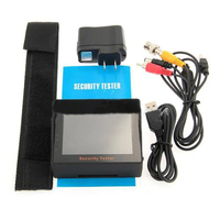 3 5inch Test Monitor Portable TFT LCD Audio Video Security Tester Closed Circuit Television Camera Cam