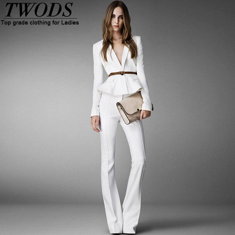 Long White Pants | Gpant