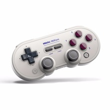 цены Wireless Bluetooth Controller with 8Bitdo SN30 Pro GB SN Remote Gamepad For Nintend Switch For NS iOS/Android PC Mac Joysrtick