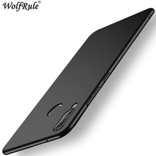Wolfrule Phone Case For Huawei P Smart 2019 Slim Matte PC Shell Ultra Thin Hard Skin Cover