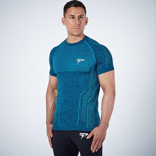 Men's Sports Breathable Cotton T-Shirt