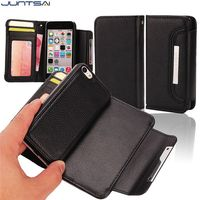 Note 3 Note 4 Genuine Leather Case for Samsung Galaxy S3 S4 S5 Multi Functional 2in1 Stand Wallet Cover diamond Phone Case Bag