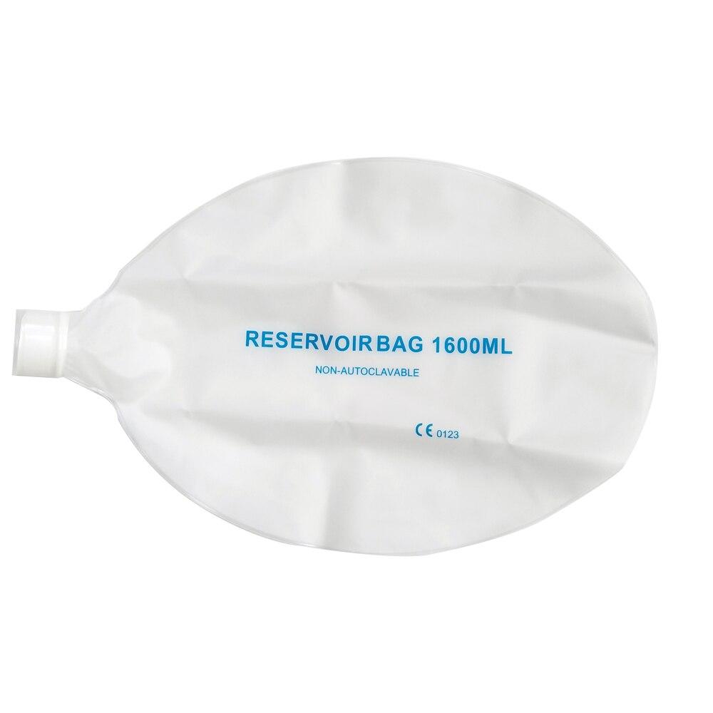 Elysaid auto-ajuda respirador silicone gel primeiros socorros