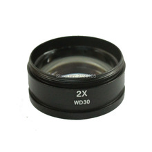 Discount! Free Shipping!! FREE SHIPPING!! SZM2.0X AUXILIARY OBJECTIVE LENS FOR STEREO ZOOM MICROSCOPE (SZM7045)