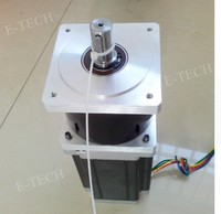 3:1 NEMA34 Planetary Reducer Stepper Precesion Gearbox Stepper Motor Body Length 80 mm Rated load 50N.m
