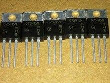 Бесплатный shippin 20 шт./лот IPP075N15N3G 075N15N контроллер электромобиль МОП полевой транзистор новые оригинальные