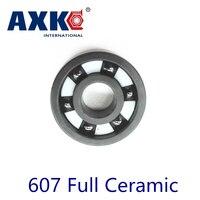 2017 New Hot Sale Axk 607 Full Ceramic Bearing 1 Pc 7 19 6 Mm Si3n4