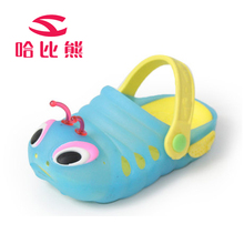 2017 New Baby Girls Boys Summer Beach Shoes PVC Anti-skid Caterpillar Children Slippers Casual Kids Sneakers For Baby