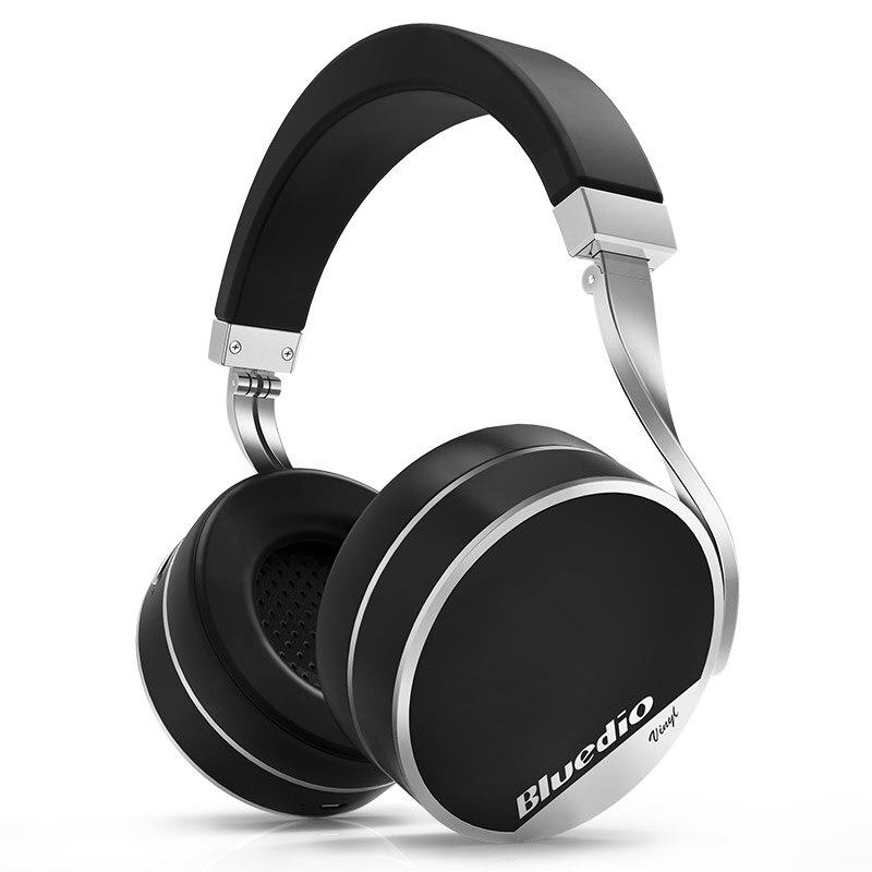 2017 Limitée Bluetooth Casque Sans Fil Écouteurs Bluedio De Vinyle Ainsi Que (vp) nouveau Mode 3d Hifi Casque Avec 70mm Pilotes