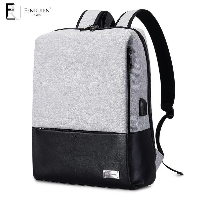 все цены на Fashion Travel canvas Men Backpack for Laptop Bag 15.6
