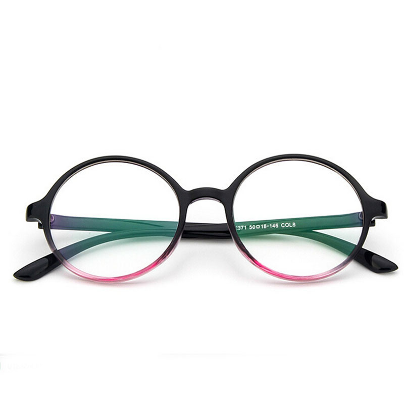 NEUE Brillen Vintage Runde Retro Brillen Rahmen Für Frauen Marke ...