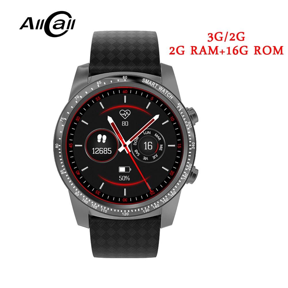 Купить ALLCALL W1 2 GB 16 GB Smartwatch телефон Gps ...