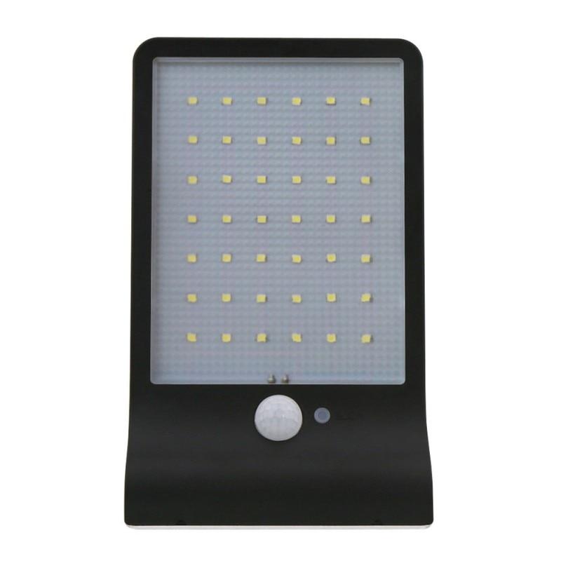New Street Waterproof Wall Lights 450LM 36 LED Solar Power Street Light PIR Motion Sensor Lamps Garden Security Lamp Outdoor