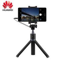 Оригинальный Huawei Honor палка для селфи штатив Портативный проводной Монопод Выдвижная ручной выдержки держатель для IOS/Android/Huawei/ LG
